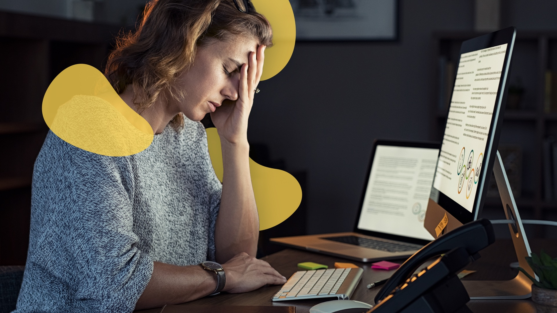 THE HARMFUL EFFECTS OF INCREASED SCREEN TIME